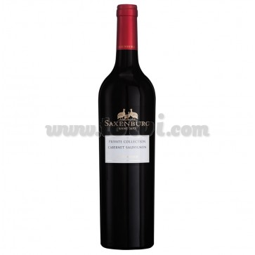 Saxenburg Private Collection Cabernet Sauvignon 2012