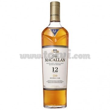 The Macallan Double Cask 12 años - Vinateria Tot Vi