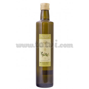 Aceite virgen extra arbequina Plantadeta 50 cl