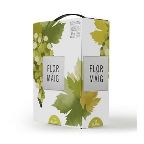 Bag in Box Flor de Maig Blanco 3lts
