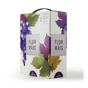 Bag in Box Flor de Maig Tinto 3lts