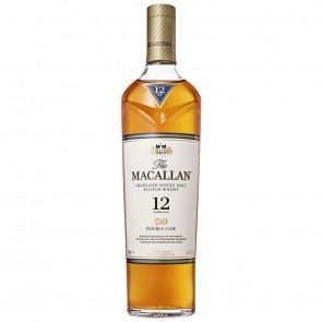 Mini Botellin The Macallan Double Cask 12 años - Vinateria Tot Vi