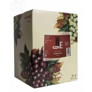 Bag in Box vino tinto Tarrone 15L