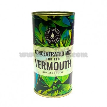 Concentrado para Vermut Rojo The Syrup Factory
