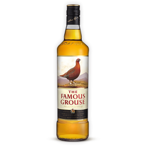 Mini Botellin Whisky The Famous Grouse - Vinateria Tot Vi
