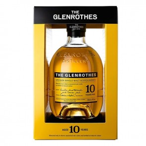 The Glenrothes 10 años - Vinateria Tot Vi